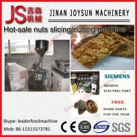 Wholesale Full Automatic Walnut Kernel Piece Cutter Thickness Adjustable from china suppliers