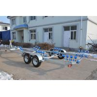 Wholesale Big Payload Heavy Duty Boat Trailers Durable 9.6 M All Sizes For The Rib Boats from china suppliers