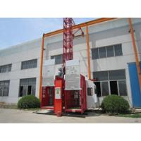 Wholesale Loading 6000Lbs Construction Hoist with 2600kg Counter Weight , Cargo Hoist from china suppliers