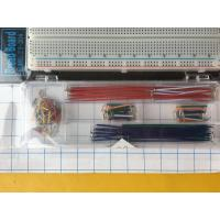 Wholesale 70 Pcs Breadboard And Wire Kit 1660 Tie Point ABS Material 20AWG - 29AWG from china suppliers
