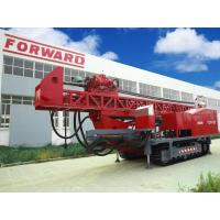 Wholesale Crawler mounted Top Drive Oilfield workover Drilling Rig with borehole diameters of 3.5 ″to 47″ from china suppliers