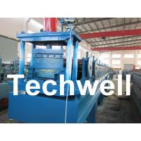 Wholesale Top Hat Channel Roll Forming Machine, Top Cap Roll Forming Machine from china suppliers
