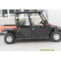Quality Gas Powered Utility Vehicles With Head Cover , Four Stroke Recreational Utility Vehicle for sale