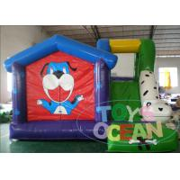 Wholesale Kids Inflatable Bouncer Combo Indoor Puppy Dog Inflatable Bounce Castle With Slide from china suppliers