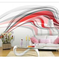 Wholesale Non Toxic Beautiful Simple Abstract Custom Wall Art Interior Decoration Wallpaper JC-009 from china suppliers