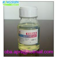 Wholesale fluorescent whitening agent CBS-L LIGHT YELLOWISH GREEN LIQUID  WITH E-VALUE 210-230 CAS NO.27344-41-8 CI NO.71 from china suppliers