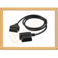 Wholesale Male To Female OBD Extension Cable Custom For Automotive CK-MF16D01L from china suppliers