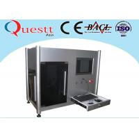 Wholesale Easy Operate Cnc Laser Engraving Machine , Top 3d Laser Etching Machine Stable from china suppliers