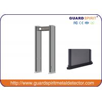 Wholesale Deep Search full Body Scanner / walk Through Metal Detector gate with high sensitivity from china suppliers