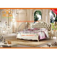 Buy cheap antique luxury cheap Wholesale classic korea style solid wood bedroom furniture sets from wholesalers