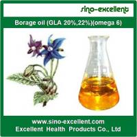 Wholesale Borage oil (GLA 20%,22%)(omega 6) from china suppliers