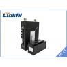 Buy cheap 2Km - 8km Low Latency Full Hd Wireless Transmitter , Microware Hdmi Video COFDM Transmitter from wholesalers