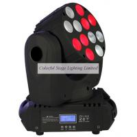 Wholesale 12x10W RGBW 4 in 1 Beam LED Moving Heads from china suppliers