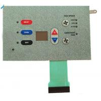Wholesale Environmental Backlit Membrane Switch And Panel Membrane Keypad from china suppliers