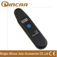 Wholesale LCD reading 12V Digital car Tire Pressure Gauge tester , 0.15-9.50 bar from china suppliers