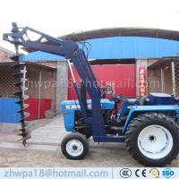 Wholesale Export standard Tractor Mouthed Earth Auger Ground Hole Drill from china suppliers