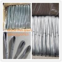 pvc coated U type wire