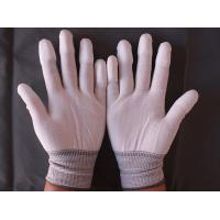 Wholesale 13 gauge polyester liner coated pu industrial work antistatic gloves from china suppliers