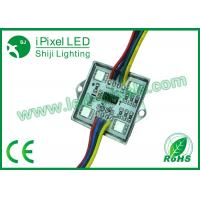 Wholesale 4 LEDS Digital LED Pixels LED Pixel Module Backlight Letter  LED Pixel Christmas Lights from china suppliers