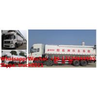 Wholesale Dongfeng Tianlong Euro Ⅴ 292hp 40m3 livestock poultry feed tank truck for sale,HOT SALE! good price bulk feed truck from china suppliers