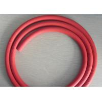 "Wholesale Red Groove Surface Rubber Air Hose , Recoil Air Hose  ID 3 / 16"" To 1"" from china suppliers"