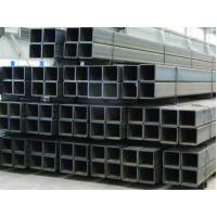 Wholesale Thin Wall Square Steel Pipe , Construction Hollow Section Pipe ASTM A53 from china suppliers