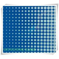 Wholesale Durable Tempered Silk Screen Glass , Clear / Bronze / Grey Float pattern glass from china suppliers