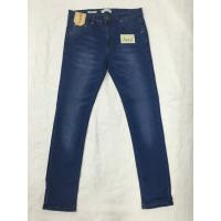 Wholesale Simple Style Womens Slim Straight Leg Jeans For For Curvy / Maternity Women from china suppliers
