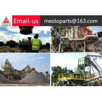 Spare and wear parts for crushers and screens - Metso