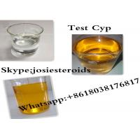 Wholesale Effective Injectable Anabolic Steroids Testosterone Cypionate 250 mg/ml For Women from china suppliers
