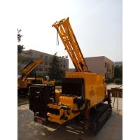 Wholesale Multi-Function Hydraulic Core Drilling Rig / 300m Crawler Rock Drill from china suppliers