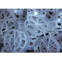 Wholesale 28-76mm Plastic Random Packings Ladder Ring Packing Fouling Resistant from china suppliers