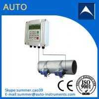 Wholesale Separate Fixed Ultrasonic Flow Meter Used For All Liquid With Low Cost Made In China from china suppliers
