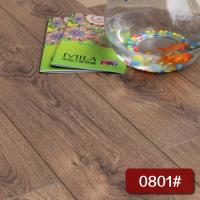 Wholesale V-Groove Laminate Flooring 0801# 12mm with CE from china suppliers
