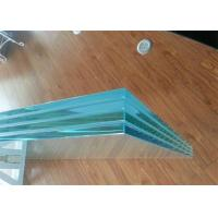 Wholesale Colored / Clear PVB Laminated Glass 6.38mm 8.38mm 8.76mm Thickness For Construction from china suppliers