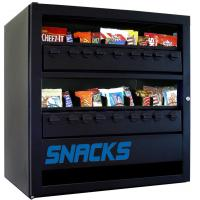 Wholesale Automatic Cigarette Vending Machine with spiral deliver mechanism from china suppliers