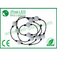 Wholesale 50mm ws2801IC 6pcs SMD5050 DC12V Waterproof & non-waterproof Multicolor LED Pixel Ball from china suppliers