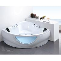 Wholesale Sanitary ware, Bathtubs, Jacuzzi, Massage bathtub,WHIRLPOOL HB8063 1500X1500X700 from china suppliers