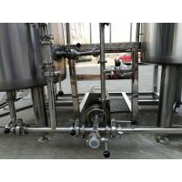 Wholesale SS304 / 316 / Copper Nano Brewing Systems 1000l Volume PU Foam Insulation from china suppliers