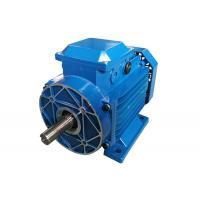 Buy cheap IE1 3 Phase Induction Motor 400v 50Hz MS Aluminum Body Energy Saving High Efficiency from wholesalers