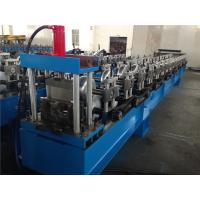 Wholesale Round Shape Seamless Gutter Roll Forming Machine Single Chain 15 Stations from china suppliers