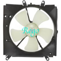 Quality OEM No.16363-74020 Toyota COROLLA Car Radiator Cooling Fan Assembly for sale