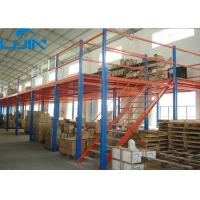Wholesale Multi - Category Mezzanine Storage Systems , Groceries Warehouse Mezzanine Floors from china suppliers