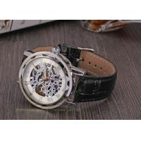Wholesale Winner Fashion Mens WristWatches With Handwinder , Swiss Wrist Watch from china suppliers