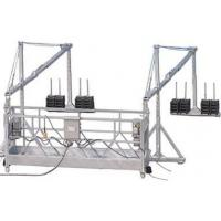 Wholesale Ship Repairing Rope Suspended Platform , Temporary Suspended Access Platforms from china suppliers