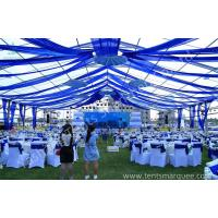 Wholesale Clear Fabric Aluminum Alloy Profile Outdoor Party Tents Rustless Frame And Waterproof Cover from china suppliers