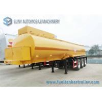 Wholesale 17000 L Molten Sulphur Chemical Liquid Tank  trailer Insulation SUS316L Tanker from china suppliers