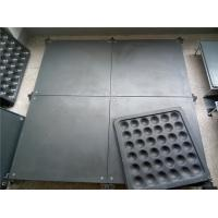 Wholesale Black  Steel Raised Access Floor Panels For High - Speed Rail Station from china suppliers