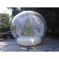 Wholesale Giant Durable Inflatable Snow Globe from china suppliers