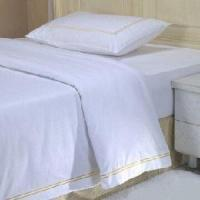 Wholesale White Bedding Set for European Hotel (LJ-X35) from china suppliers